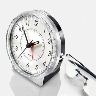 Réveil analogique son de cloche Le bon vieux réveil analogique avec son de cloche – maintenant, encore amélioré.
