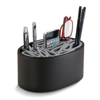 Carquois en feutre Flexo L'emplacement idéal pour vos crayons. Et une protection pour votre portable, vos lunettes, …