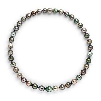 Collier ou Bracelet de perles de Tahiti Perles noires de Tahiti, par le roi des perles Robert Wan: taille, perfection & brillance ultimes.