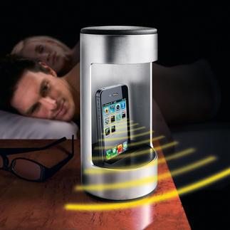Protection contre les ondes de téléphone portable         « Nightholder » Une protection géniale contre les ondes des téléphones portables.