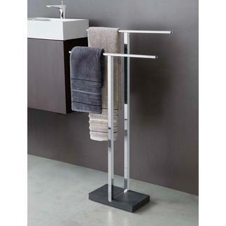 Porte-papier toilette ou Porte-serviettes Polystone Un design primé et une fonctionnalité bien pensée (À un prix très raisonnable).