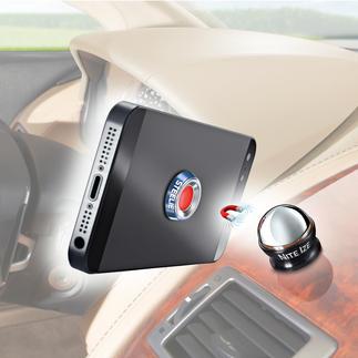 Support de table ou de voiture Steelie® Support magnétique variable, génial, pour le smartphone, la tablette, etc. Pour la voiture et la maison.