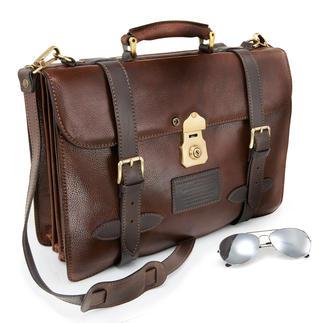 Navigation Bag A4 La sacoche des pilotes américains des années 30. Une légende.
