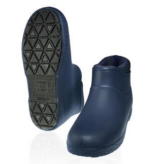 Wet Boots d'IceLock™ Une adhérence au sol optimale. Des pieds chauds et secs.