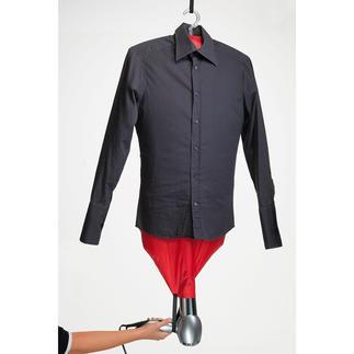 Assistant repassage Mashati Vos chemises, chemisiers et hauts impeccablement lissés. Sans la corvée du repassage.
