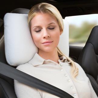 Coussin de voyage en mousse moulée Viaflex S Prend très peu de place. Soutient et soulage de manière optimale. Un prix agréablement avantageux.