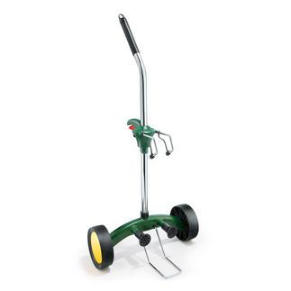 Chariot de transport pour bacs à fleurs Un chariot de transport polyvalent pour bacs à plantes, jardinières ou caisses de boissons.