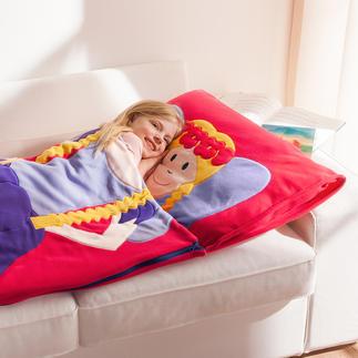 Sac de couchage « Snuggle Sac » Votre enfant s'endort bien plus facilement dans son sac de couchage habituel.