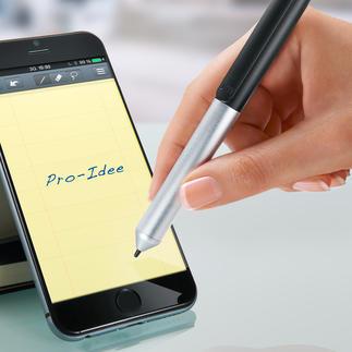 AluPen Digital™ Le même confort d'écriture qu'un stylo à billes. Une grande précision.