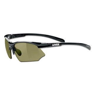 Lunettes de golf uvex sportstyle 615 IR Rendent visibles les pentes et irrégularités du green. Aussi de parfaites lunettes de loisirs.