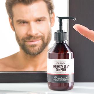 Beardwash, 250 ml Un soin rare:le shampoing à barbe végan. Particulièrement doux. Haute tolérance cutanée. Frais & agréable.