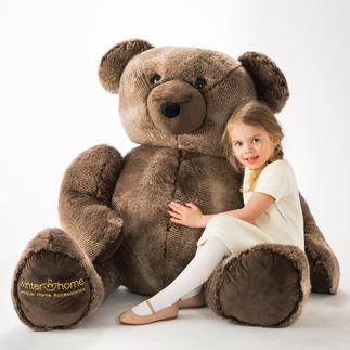 Ours XXL Winter Creation Un ami pour la vie : l'ours XXL à cajoler et câliner.