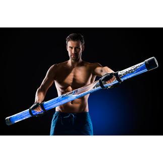 SLASHPIPE® Fit ou Mini Nouveauté mondiale dans le domaine fitness. Pour faire travailler tout votre corps selon le principe du chaos.