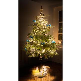 Support pour sapin Magic Tree Votre sapin de Noël pousse à la hauteur désirée. Idéal pour des foyers avec enfants ou animaux domestiques.