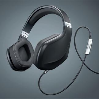 Casque audio design Magnat LZR 980 Technologie de précision allemande. Design italien. Un confort incomparable, des heures durant.