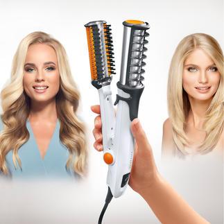 InStyler® Titanium Lisse, ondule, donne du volume et prend soin de vos cheveux.