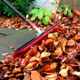 Raclette « Schneeade® » La pelle à neige nouvelle génération : parfaite pour les feuilles mortes, les déchets et l'eau.