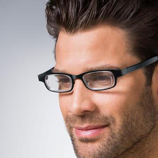 Eyejusters Ajustez la puissance de votre verre selon vos besoin. Une bonne paire de lunettes pour chaque occasion.