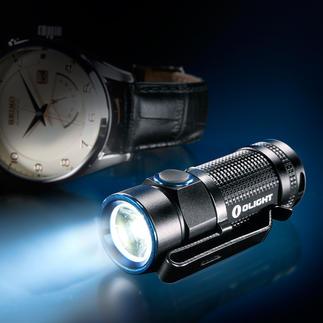 Torche Olight™ S1 Une lampe minuscule avec une énorme puissance lumineuse. 4 degrés de luminosité.