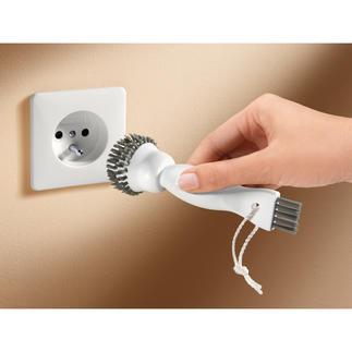 Brosse pour prise de courant Vos prises propres en un tour de main.