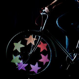 Eclairage de rayon DEL MonkeyLectric® Eclairage artistique animé, avec 32 DEL lumineux, pour une excellente visibilité.