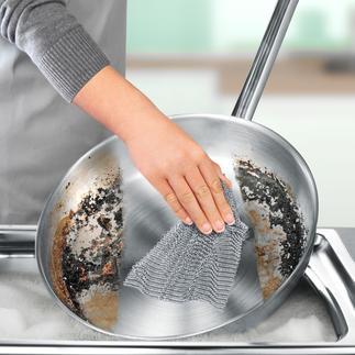 Nettoyeur softmesh mono Le nettoyeur en paille de fer nouvelle génération : plus précis, plus durable, plus hygiénique.