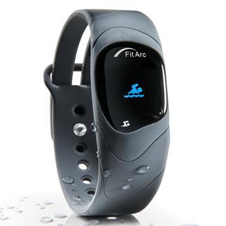Bracelet connecté Fit Arc®-Reflex Un pour tous : bracelet connecté pour la course et la natation.