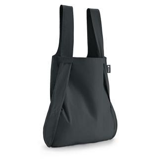 Sac polyvalent 2-en-1 « Notabag » À la fois sac shopping pliable et sac à dos. Se range dans la plus petite poche de veste.