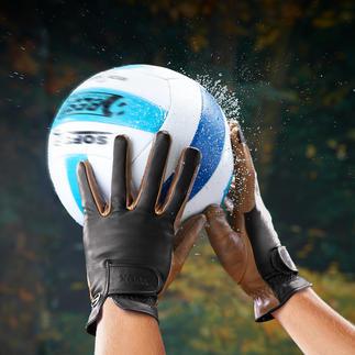 Gants Uvex Tensa Ce gant fin bicolore est équipé d'une paume spécialement traitée pour une meilleure accroche.