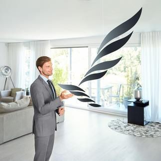 Mobile « Rhythm » Une œuvre d'art vivante. Design danois qui enchante l'âme. Dimensions hors normes. Apparence gracieuse.