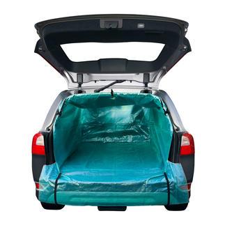 Sac de transport auto Idéal pour le transport de déchets verts, gravats, bois de chauffe …A placer rapidement, sans outil.