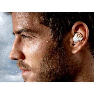 Ecouteurs intra-auriculaires True Wireless In-Ear La réalité sans fil : des écouteurs intra-auriculaires performants, pour le quotidien et le sport.