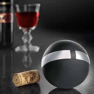Sphère à vin Rosendahl Un objet design fascinant et étonnant !