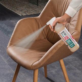 Clean2go® Protect Plus Protection antitaches et anti-humidité ne contenant pas de solvant ni d´aérosol nocif.