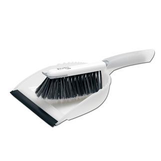 Lot pelle et balayette Inspire Pour un nettoyage sensiblement plus rigoureux.
