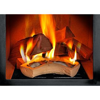 Allume-feux réutilisable En céramique CeraFlam® accumulant la chaleur. Fabriqué à la main en Allemagne.