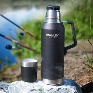 Gourde isolante 1,3 litres MASTER Series Stanley La gourde isolante tout terrain en direct des USA.