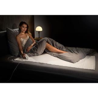 Surmatelas chauffant 12 V Une chaleur bienfaisante dans votre lit, par simple pression sur un bouton.