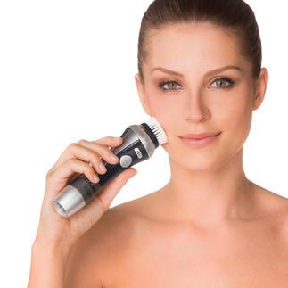 Brosse nettoyante visage CARRERA No571 Avec cette brosse nettoyante visage, vous préservez votre teint beaucoup plus efficacement.