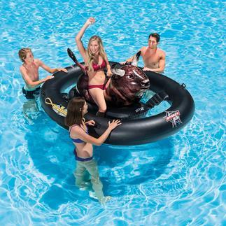 Rodéo gonflable « Inflatabull » Un rodéo endiablé, pour s'amuser dans l'eau.