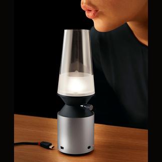 Lampe LED Un astucieux pilotage par capteur va étonner vos hôtes et diffuse une agréable lumière d'ambiance, pouvant être dimmée.