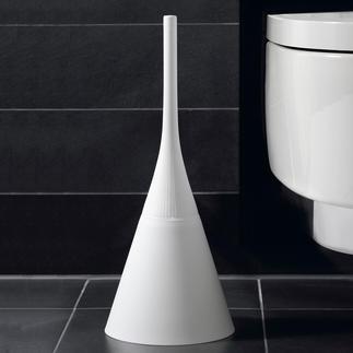 Brosse WC design Aucune comparaison avec le look purement fonctionnel des brosses WC du commerce.