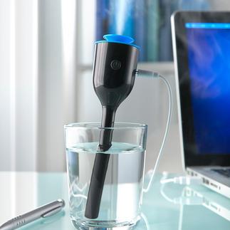 Humidificateur d'air de voyage L'humidificateur idéal en voyage, pour le bureau, la table de chevet, la chambre d'enfants …