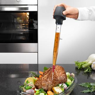 Seringue à jus Zyliss® Plus propre, plus polyvalente et plus pratique que les autres.