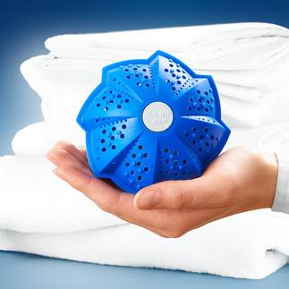 Balle de lavage Elimine les bactéries et les germes de façon naturelle.