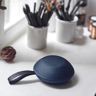 Haut-parleur Bluetooth Design Reykjavik Un son impeccable à 360 ° et un design danois primé.
