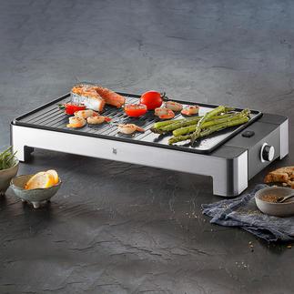 Gril de table WMF Design LONO Tout ce que vous attendez d'un gril de table haut de gamme. Par WMF.