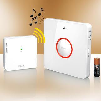 Amplificateur de sonnerie sans fil Ne ratez plus l'instant où l'on sonne à la porte.