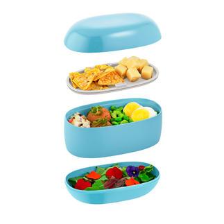 Lunch Box de designer It-Bag pour votre déjeuner - au bureau et en voyage. Par Alessi.