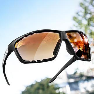 Lunettes de soleil de sport UVEX 706 Des lunettes de soleil pour toutes les activités et toutes les luminosités.